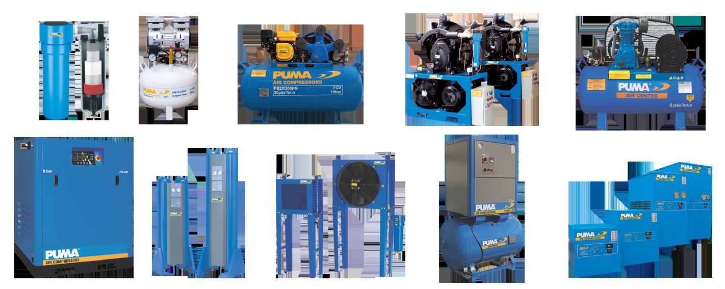 compressores-e-secadores-puma-hipress